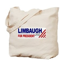 Rush Limbaugh 2012 Tote Bag