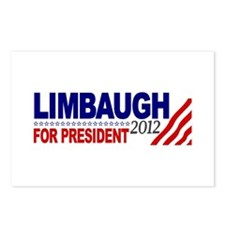Rush Limbaugh 2012 Postcards (Package of 8)