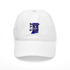 someone in Indiana loves me Baseball Cap
