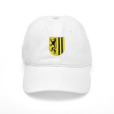 Dresden Coat of Arms Baseball Cap