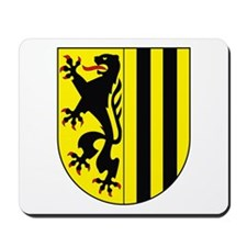 Dresden Coat of Arms Mousepad