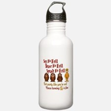 Party 55th Water Bottle