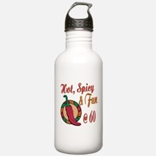 Hot N Spicy 60th Water Bottle