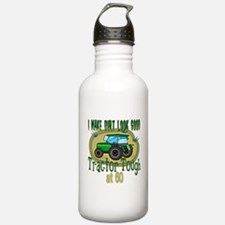 Tractor Tough 60th Water Bottle