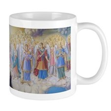 Russian Orthodox Angels Small Mug