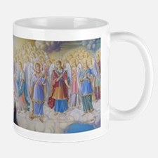 Russian Orthodox Angels Small Mugs
