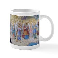 Russian Orthodox Angels Small Mugs