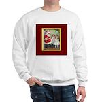 Traditional Santa With Children Sweatshirt