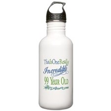 Incredible 99th Water Bottle