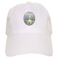 Buenos Aires Coat of Arms Baseball Cap