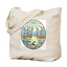 Buenos Aires Coat of Arms Tote Bag