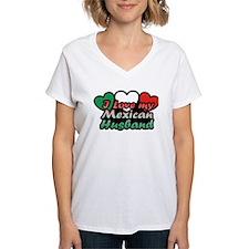 I Love My Mexican Husband Shirt