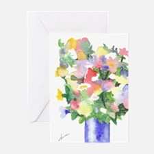 Mothers Flowers Cards (pk of 10)