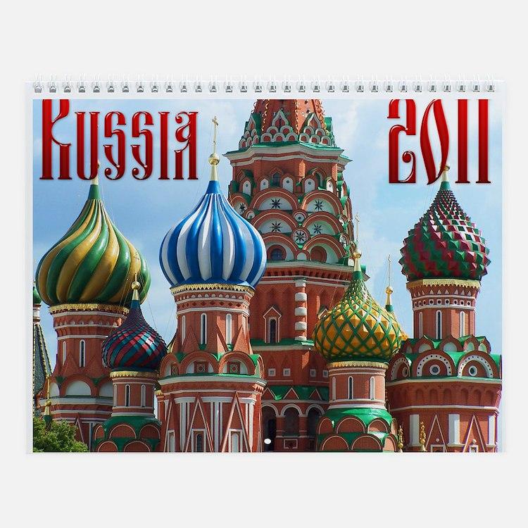 2011 Russia Calendar