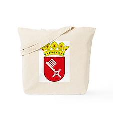 Bremen Coat of Arms Tote Bag