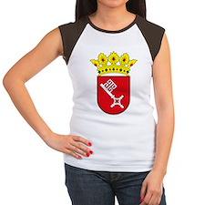 Bremen Coat of Arms Women's Cap Sleeve T-Shirt