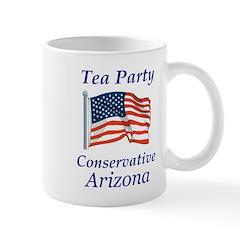 Tea Party Arizona Mug