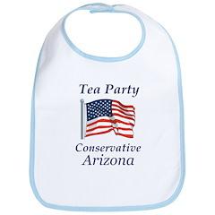 Tea Party Arizona Bib