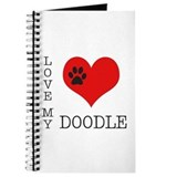Goldendoodle Journals & Spiral Notebooks