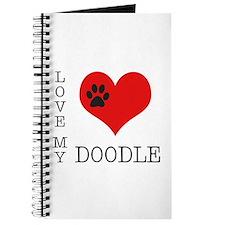 Love My Doodle Journal