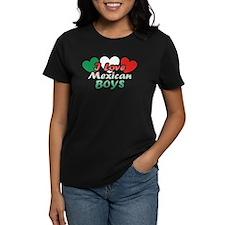 I Love Mexican Boys Tee