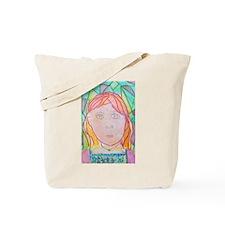Mariam's Portrait Tote Bag