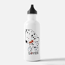 Dalmatian Lover Water Bottle