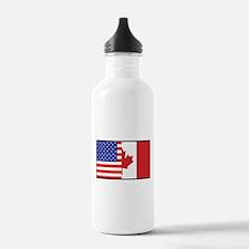 USA/Canada Water Bottle