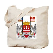 Belgrade Coat of Arms Tote Bag