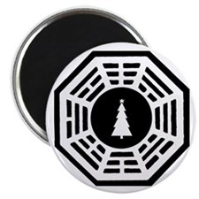 LOST Christmas Magnet