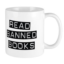 Read Banned Books Mug