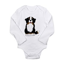 Bernese Mountain Dog Baby Suit
