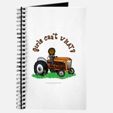 Dark Orange Farmer Journal