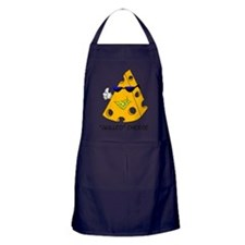 Grilled Swiss Cheese Apron (dark)