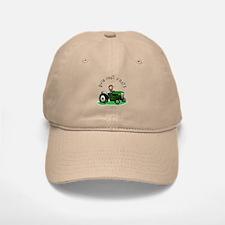 Light Green Farmer Baseball Baseball Cap