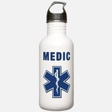 Medic and Paramedic Water Bottle