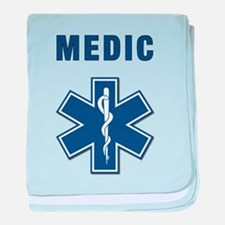 Medic and Paramedic baby blanket
