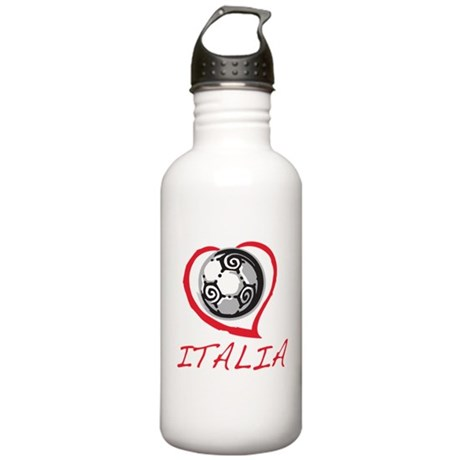 Italian soccer Stainless Water Bottle 1.0L