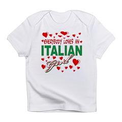 Italian Girls Infant T-Shirt