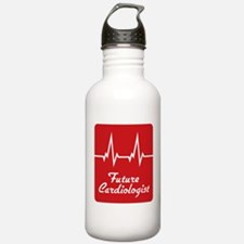 Future Cardiologist Water Bottle