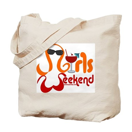 Girls Weekend - I'll Drink to That! Tote Bag