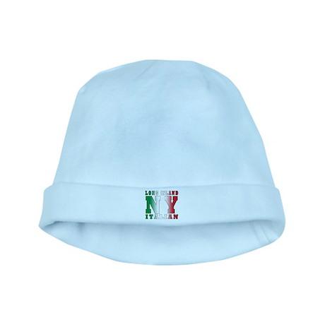 Long Island Italian baby hat