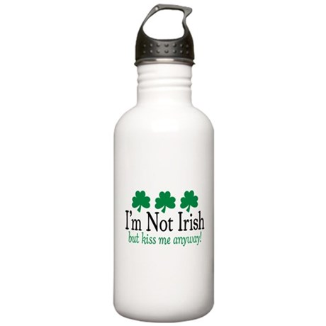 I'm Not Irish Stainless Water Bottle 1.0L