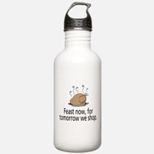 Feast Now Water Bottle