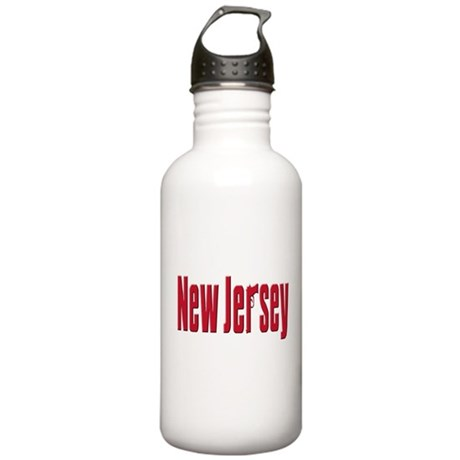 New jersey Stainless Water Bottle 1.0L