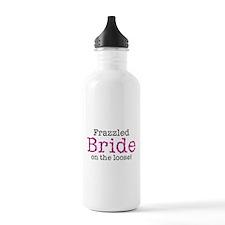 Frazzled Bride Water Bottle