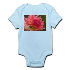 Dahlia Bloom Infant Creeper