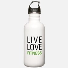 Live Love Fitness Water Bottle