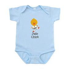Judo Chick Infant Bodysuit