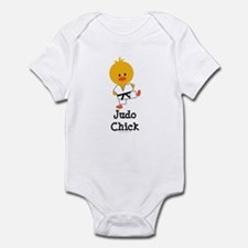 Judo Chick Infant Bodysuit